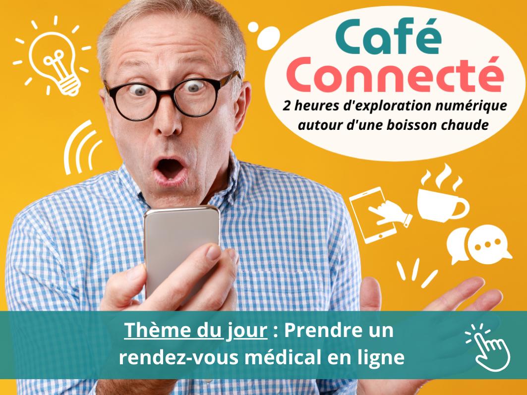 Café connecté - 2 heures d'exploration numérique autour d'une boisson chaude